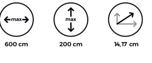 Caisson lumineux gamme textile pour l\'intérieur - Enseigne Boutique 78