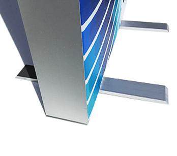 Enseigne lettrages lumineuses gamme textile pour l\'intérieur - Enseigne Lumineuse Paris