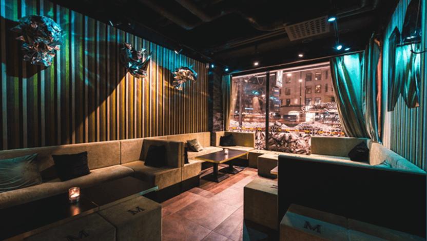Visuel décoration restaurant