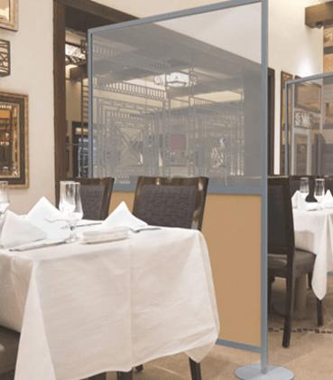 Écran Protection - signalétique et décoration intérieure Paris étiq