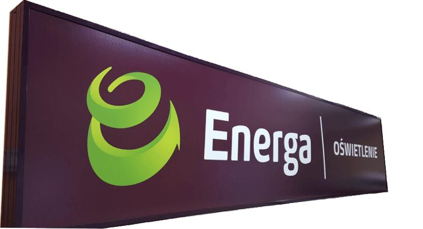 Enseigne Energa