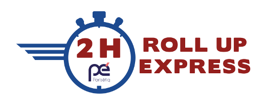 Parisétiq - Roll-up Express en 2h