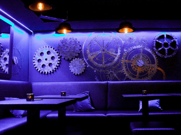 Rénovation Bar Restaurant Paris étiq
