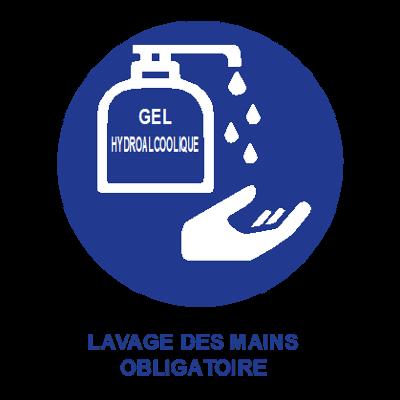 Parisétiq - Lavage des mains - Covid 19